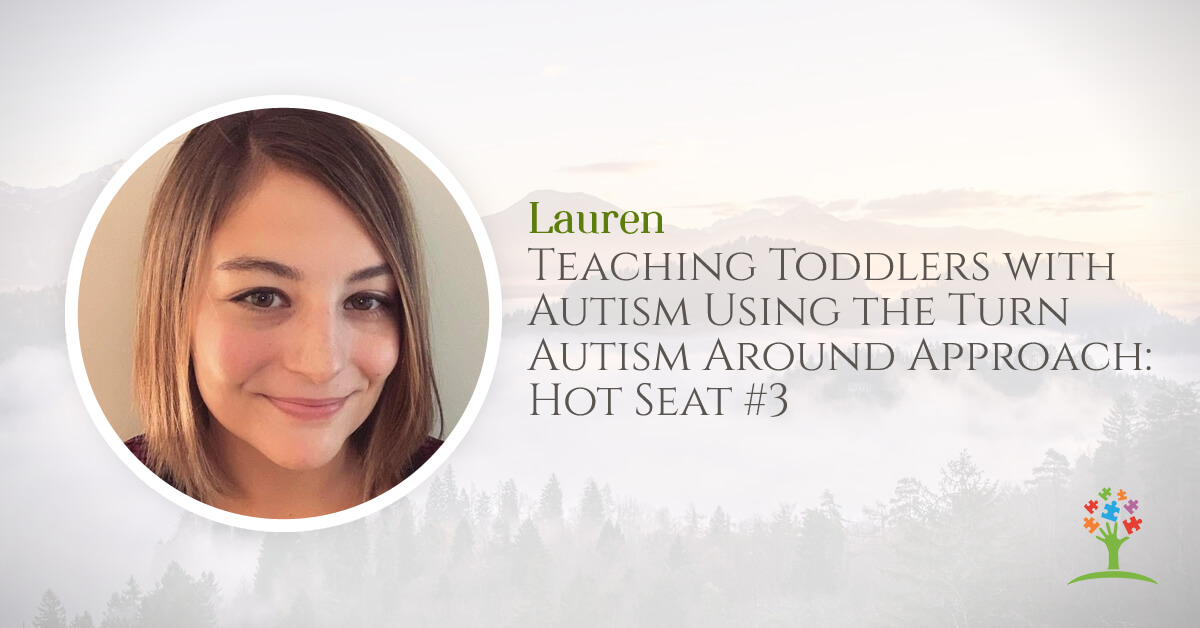 teaching toddlers with autism